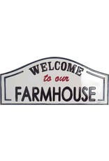 Affiche - Welcome to our farmhouse
