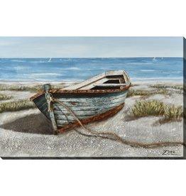 Cadre Sand Docked