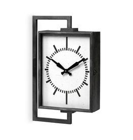 Horloge murale industrielle  « Hagar »