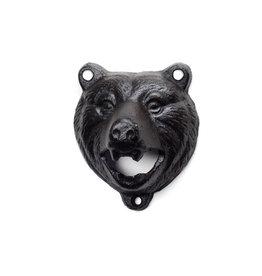 Ouvre-bouteille - Ours noir