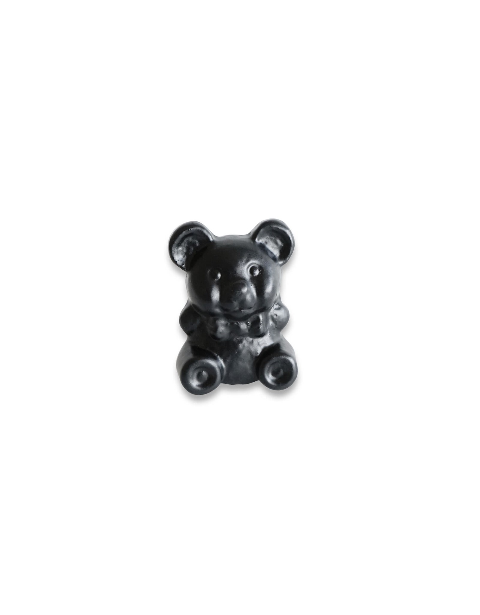 Poignée « Teddy » noire antique