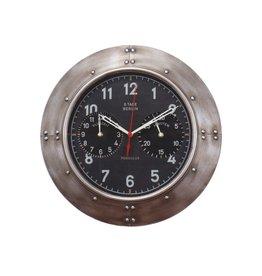 """Horloge murale Chronos 18""""D"""