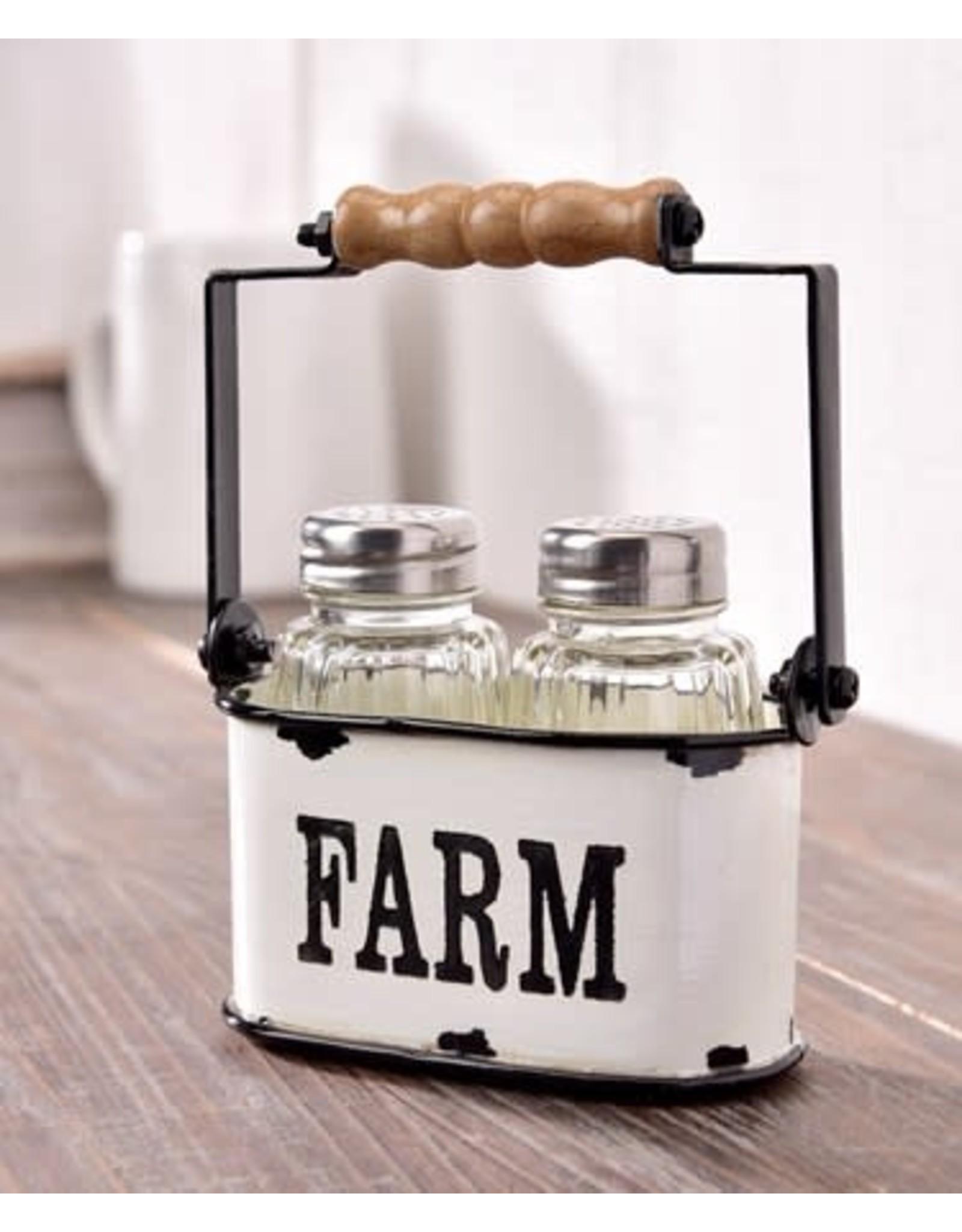 Salière &  poivrière Farm