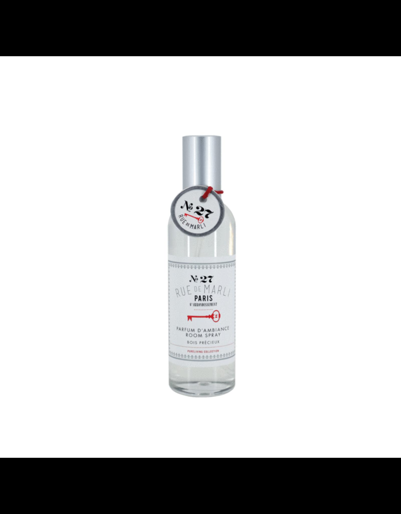 Rue de Marli # 27: Parfum d'ambiance  -  Bois précieux