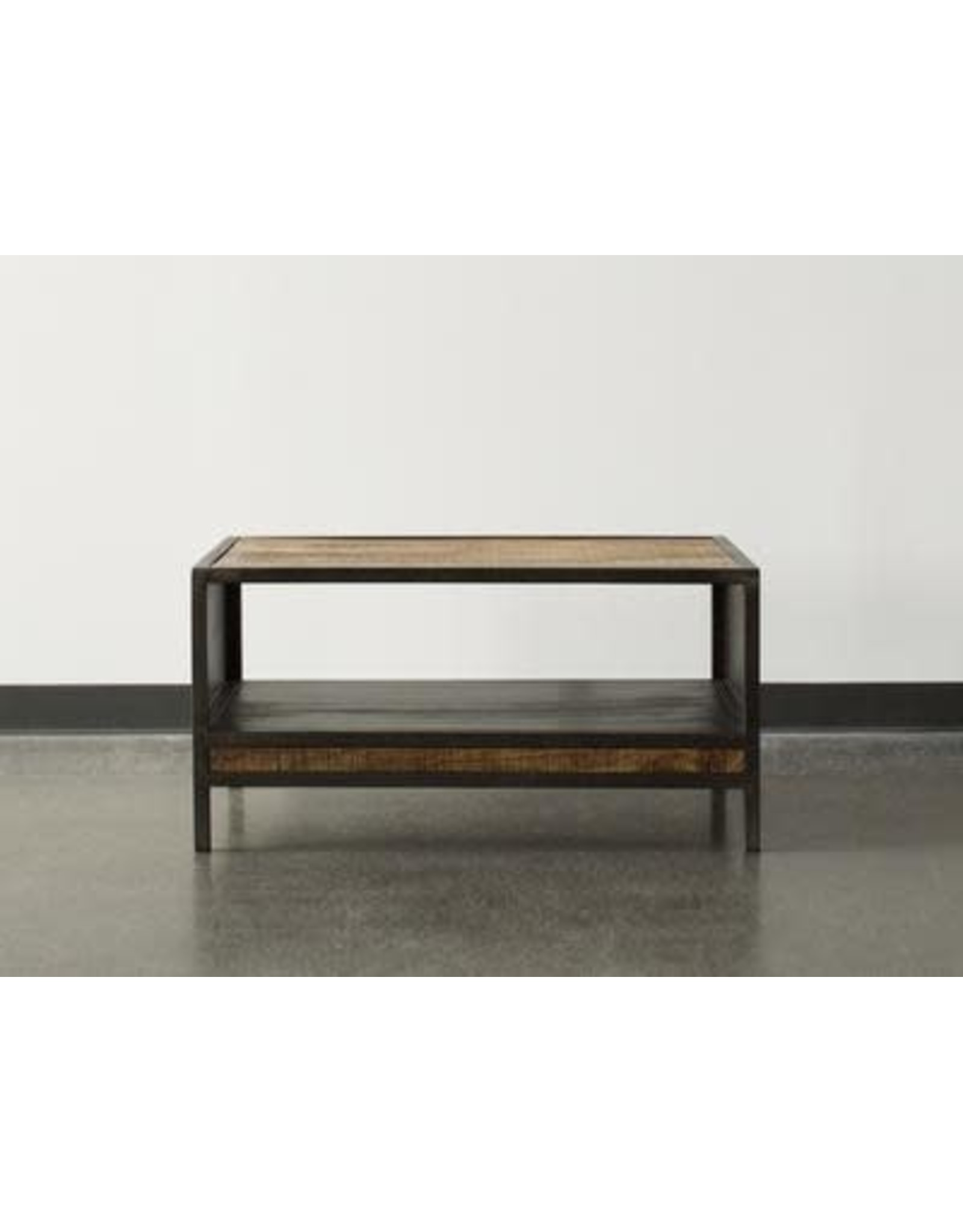 "Table basse industrielle Melbourne 18""x35.6""x23.5"""