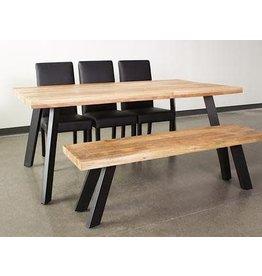 """Table à diner Rétro 63''x36"""""""