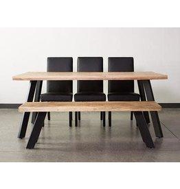 """Table à diner Rétro  71''x40"""""""