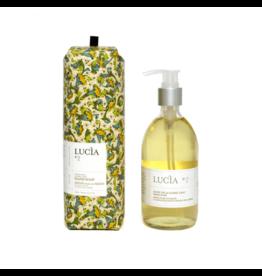 Lucia # 2: Savon pour les mains à l'huile d'olive et feuille de laurier