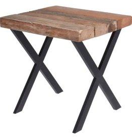 Table de bois rustique
