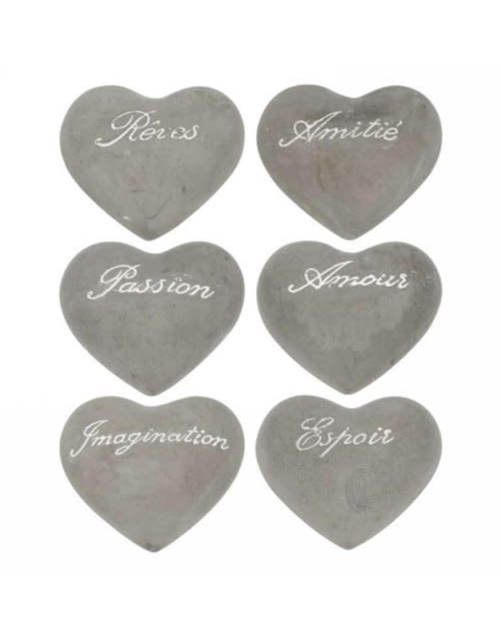 Coeur en béton - Rêves