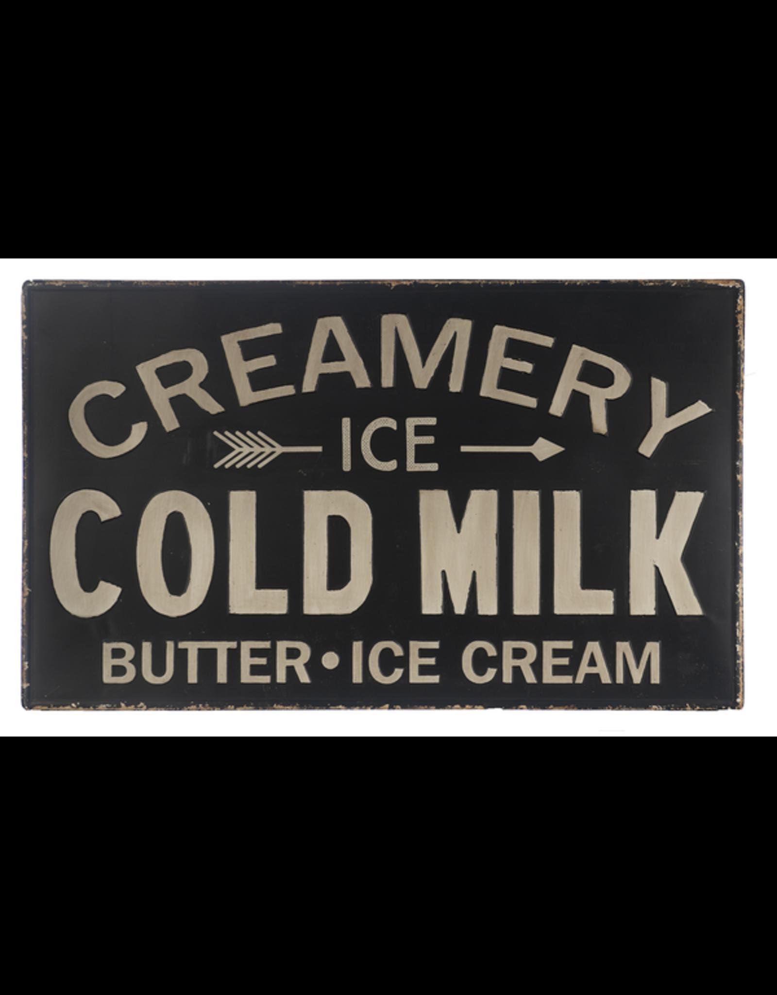 Affiche - Creamery Ice