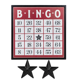Bingo magnétic mural