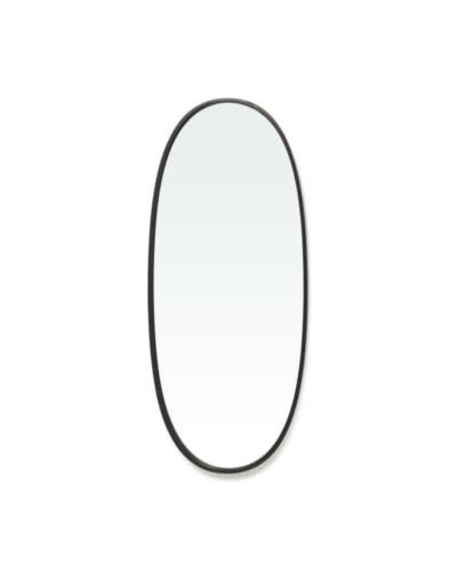 Miroir ovale Borba