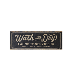 Affiche -  Wash and Dry