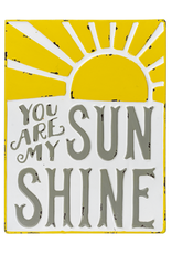 """Affiche """"you are my sunshine"""""""