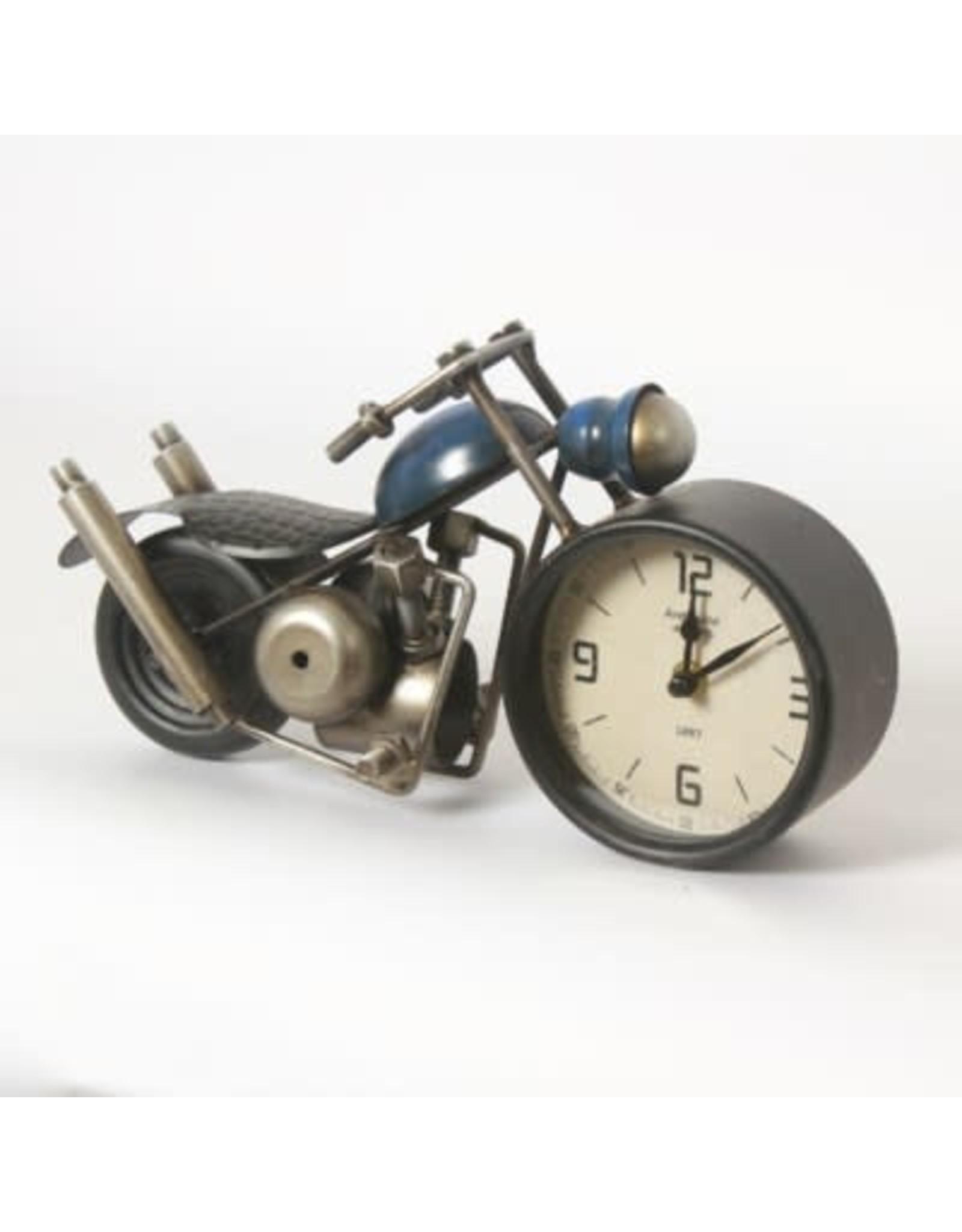 Horloge de table - Motocyclette