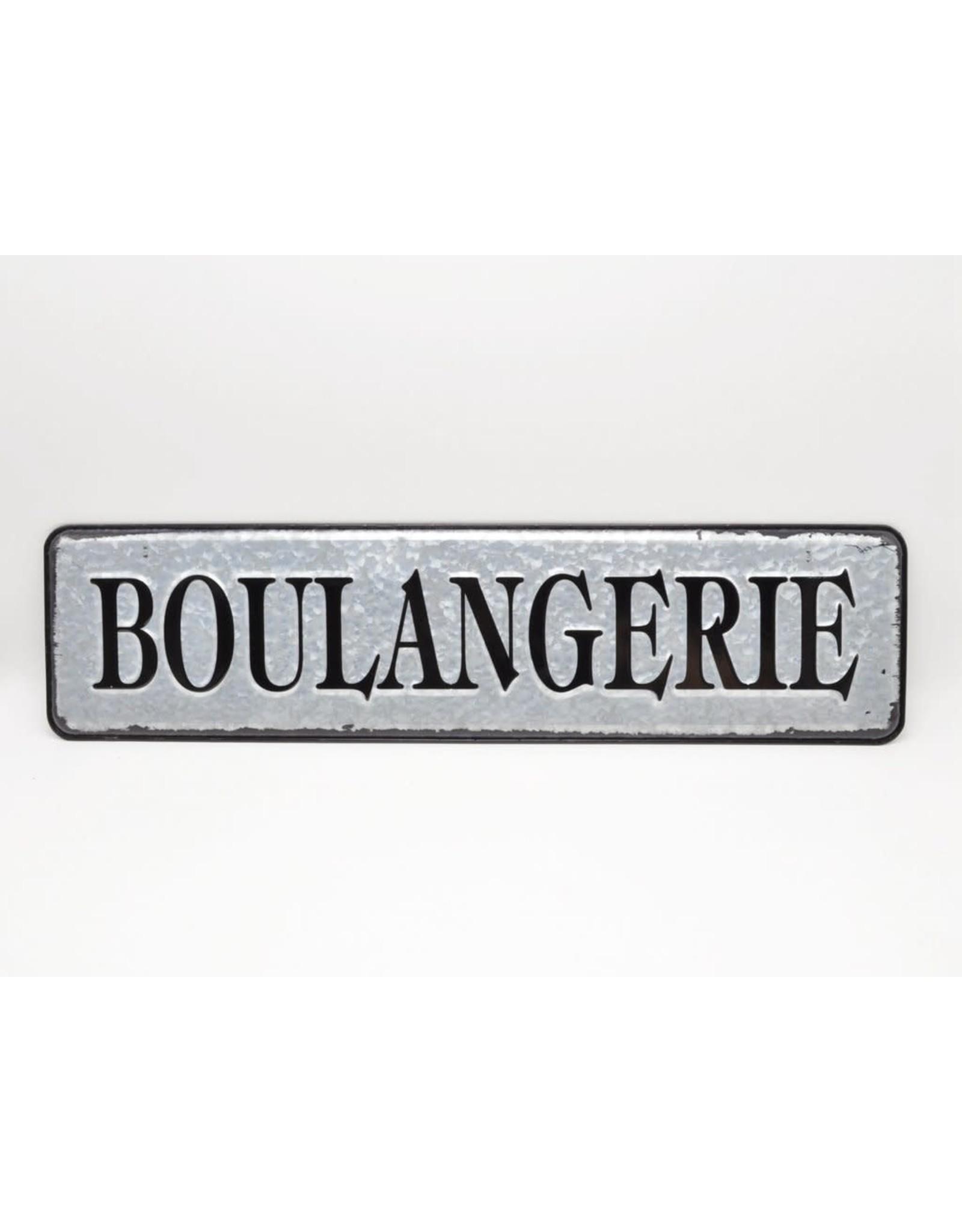 """Affiche """"Boulangerie"""""""