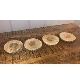 Sous-verres en bois rustique (4)