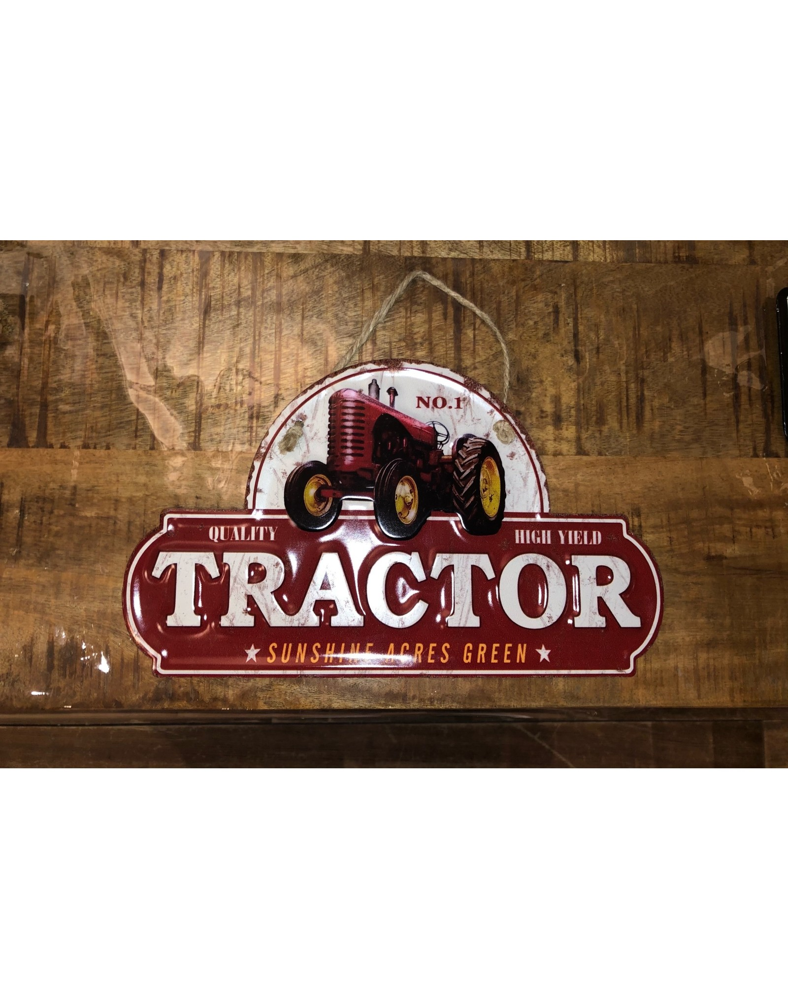 Affiche Tractor