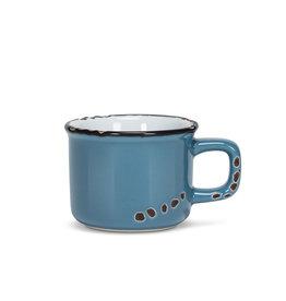 Tasse espresso denim 3 oz
