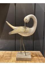 Oiseau longues pattes