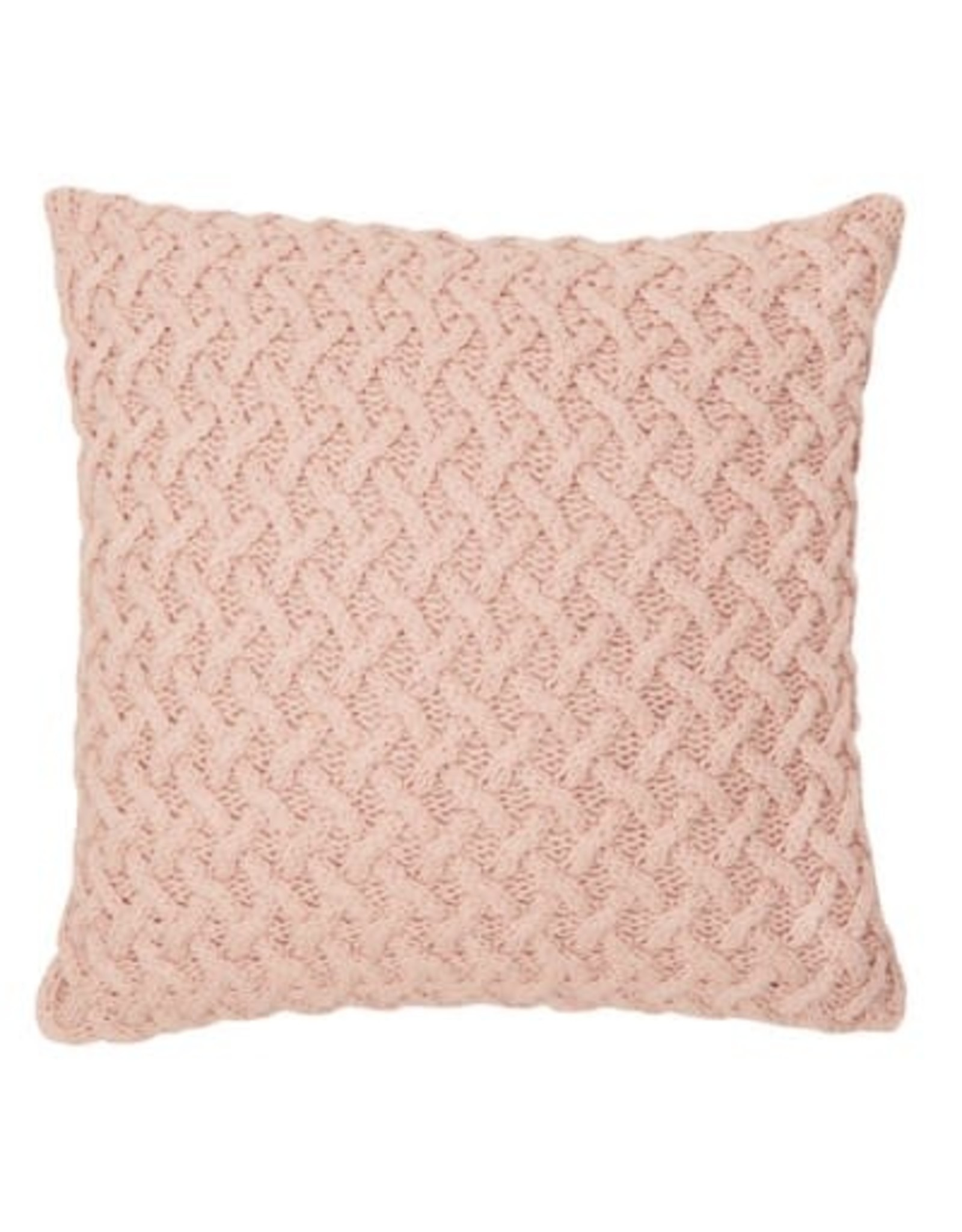 Coussin rose  Béatrice