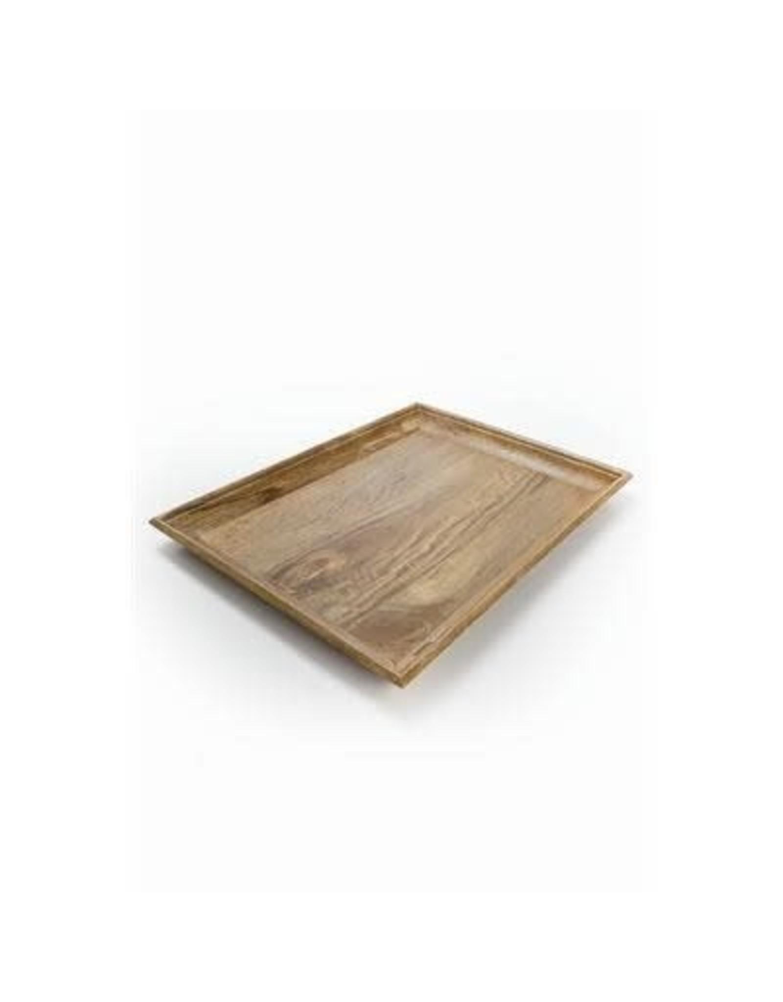 Cabaret en bois de manguier
