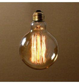 Ampoule ronde  antique 40 W