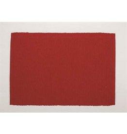 Texstyles Deco Napperon rouge