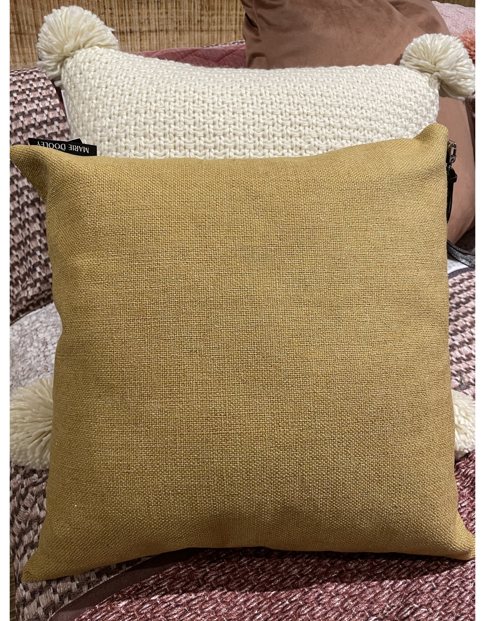 """Accent Mode Coussin or Anjou 18. x 18"""""""