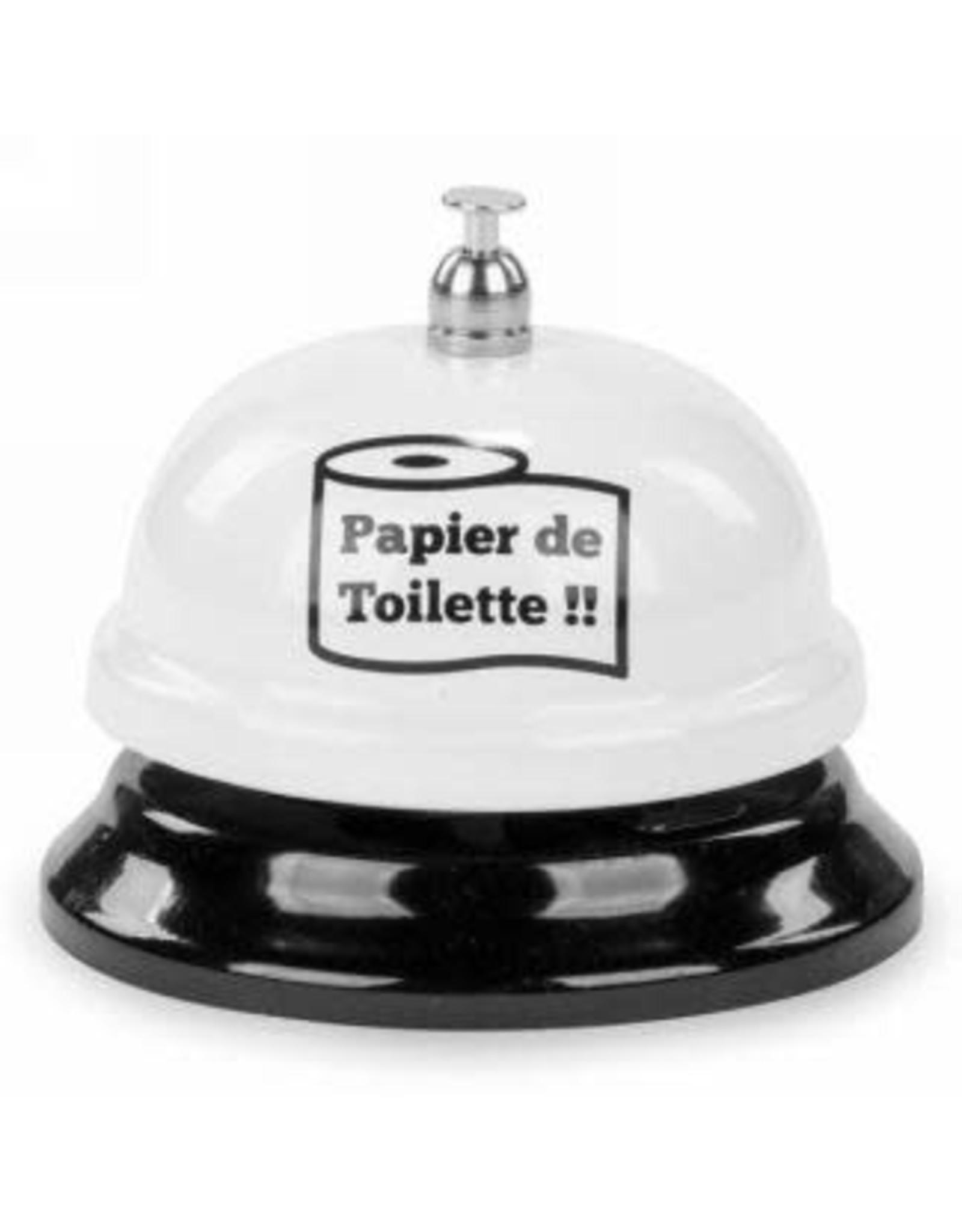 Sonnette - Papier de toilette!