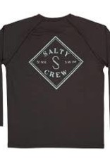 salty crew Salty Crew Tippet Pinnacle spf40 tech raglan 20135155