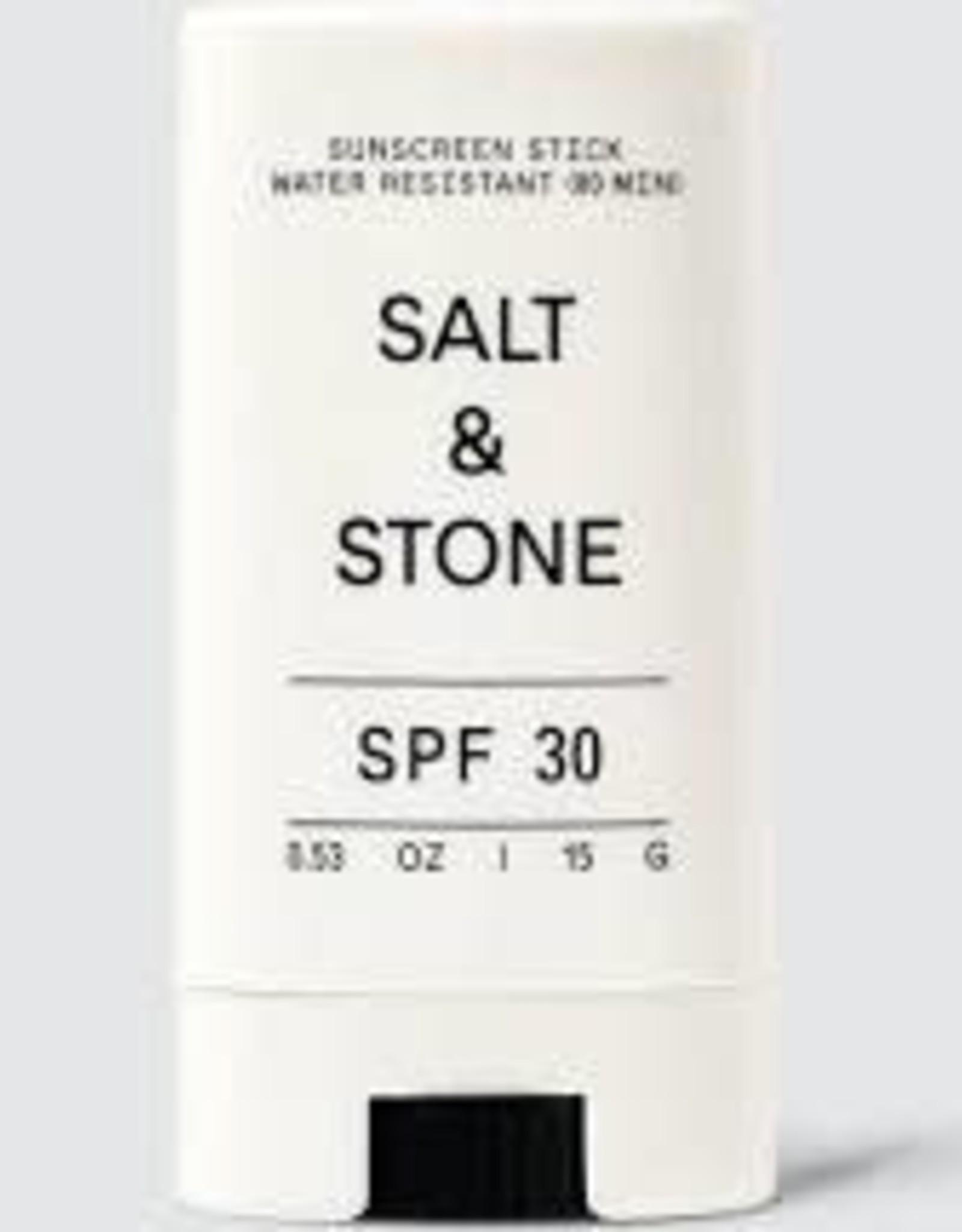 salt and stone salt and stone facestick spf 30