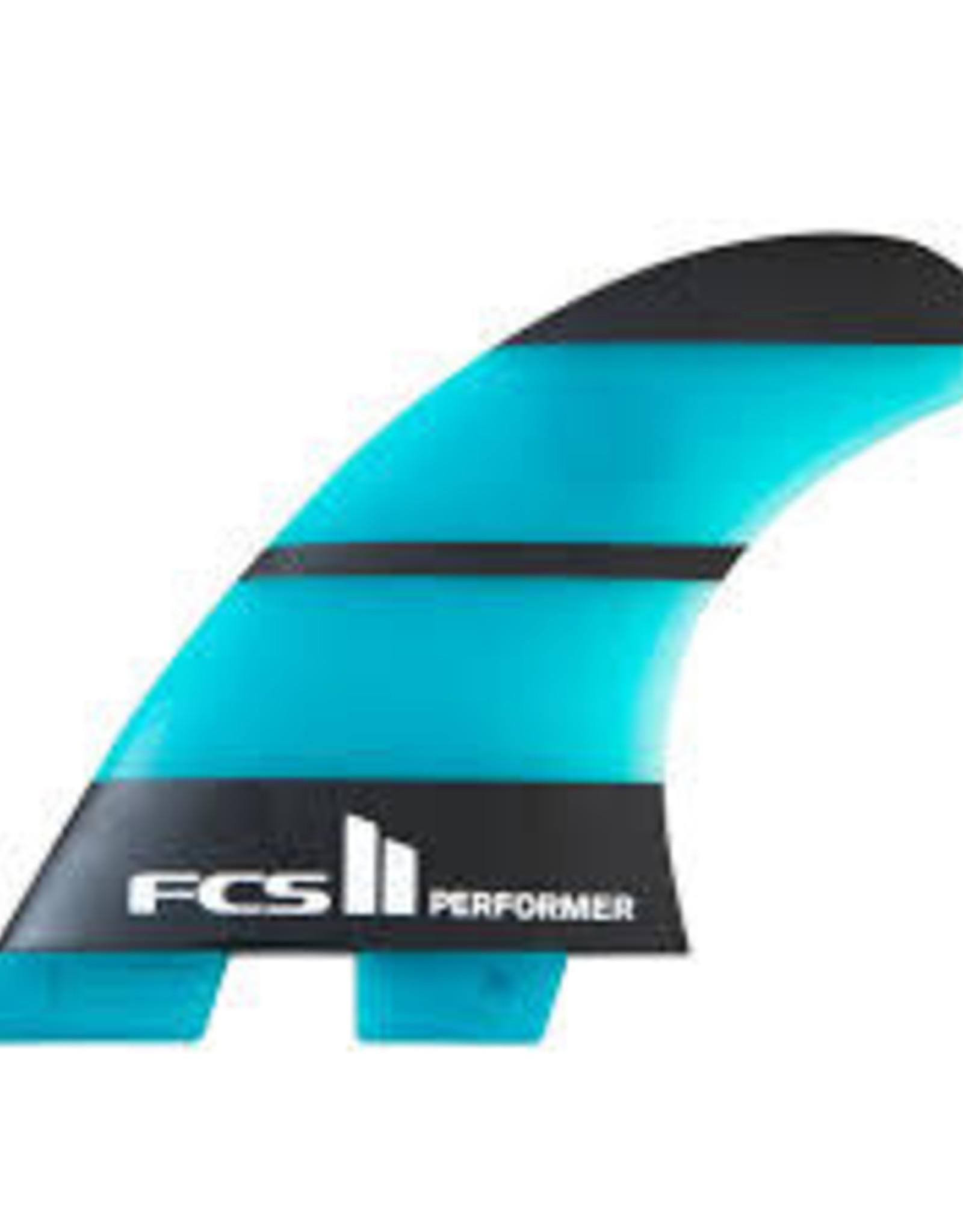 FCS FCS 2 neo performer quad (4 fins) size medium