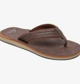 quicksilver quiksilver carver nubuck sandal