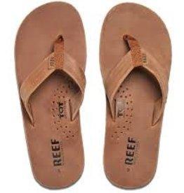 reef reef draftsmen leather sandal