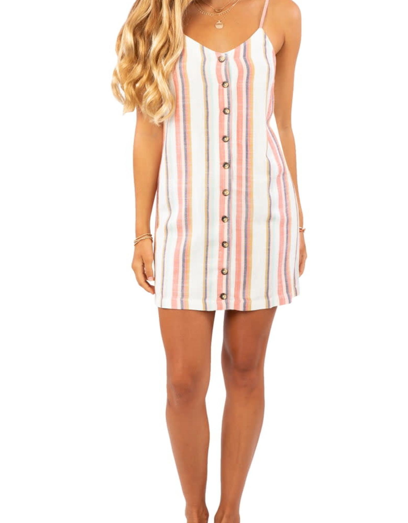 rip curl rip curl seaport stripe dress style gdriv8