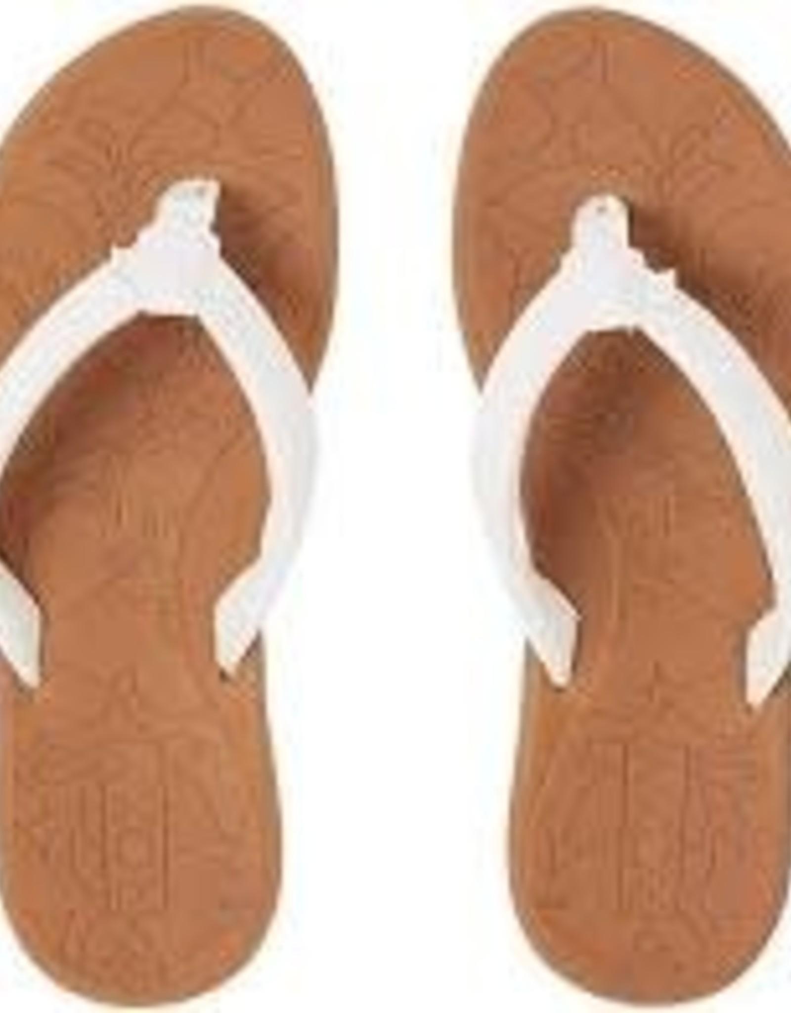 Roxy roxy vickie sandal white