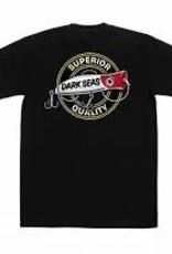 dark seas dark seas popper tshirt
