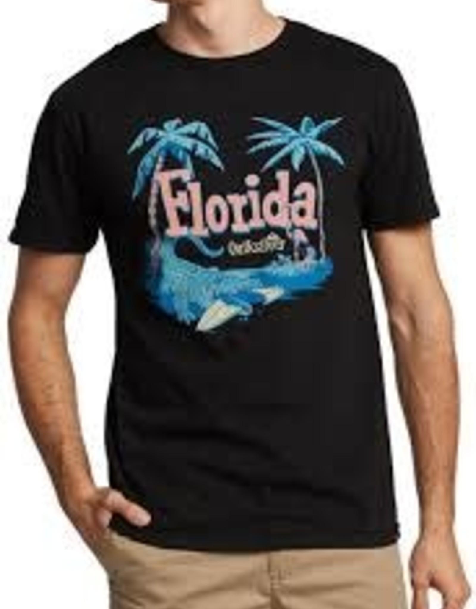 q.s flamingo coast tshirt