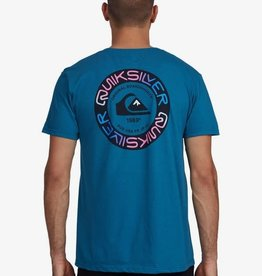 quiksilver Quiksilver Time Circle S/S Tee AQYZT07112