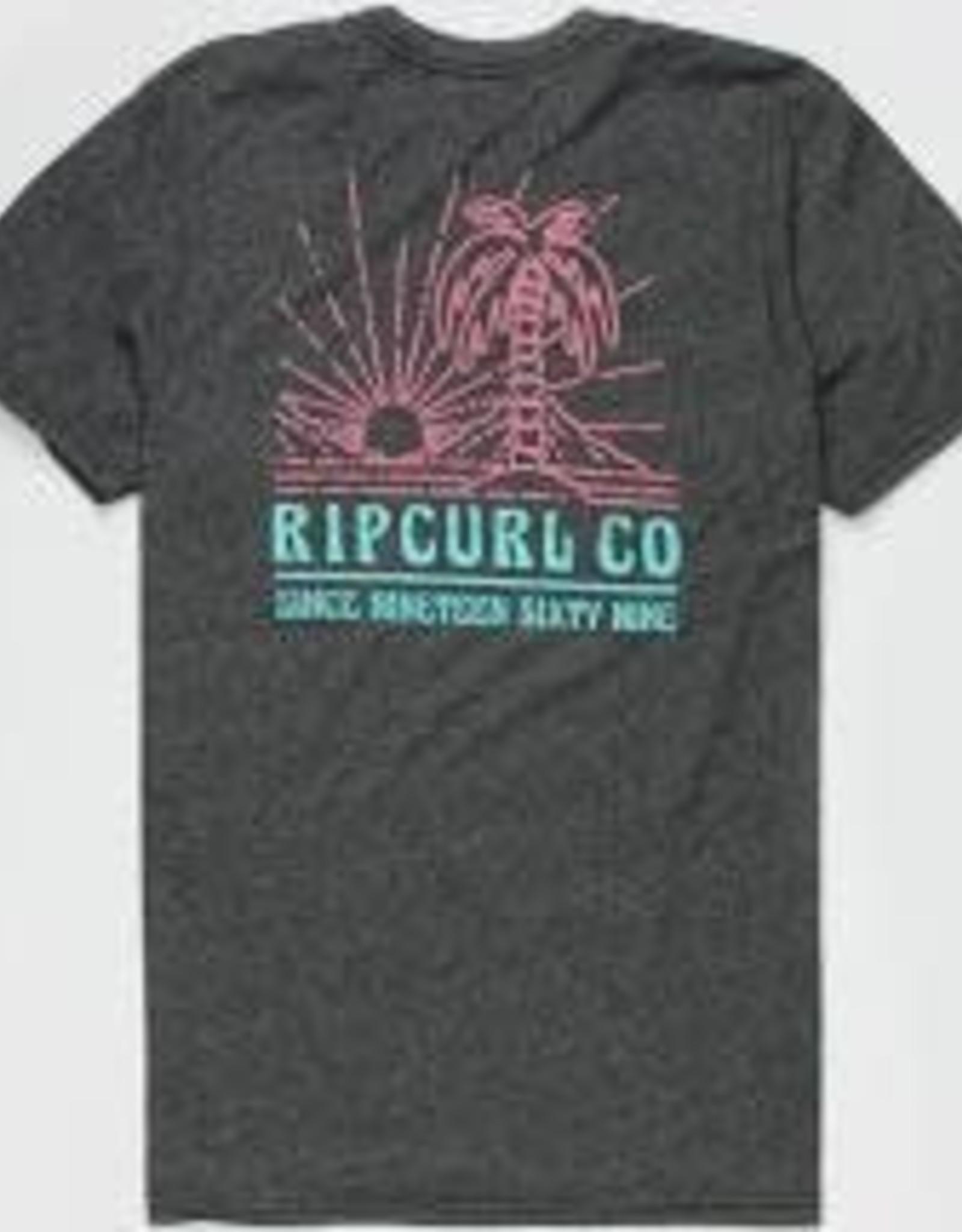 rip curl rip curl palm tree tshirt
