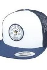 rip curl rip curl destinations trucker hat