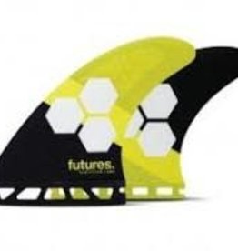 futures Futures AM2 HC Thruster yellow/black
