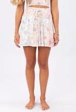 rip curl rip curl fiesta floral skirt style gskax8