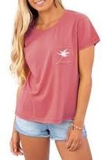 rip curl rip curl minimalist wave tshirt style gtexq5