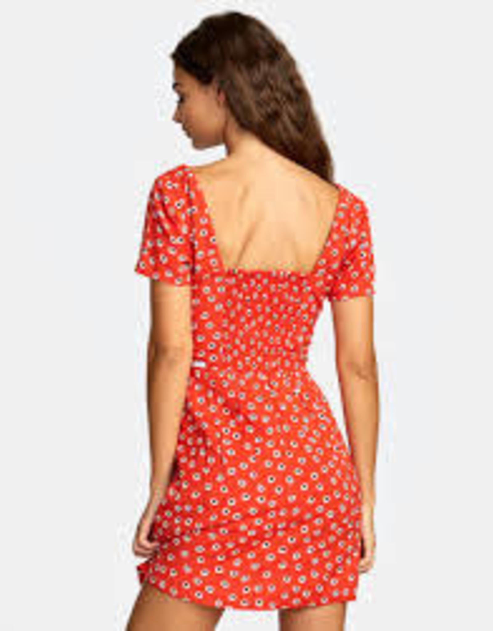rvca RVCA Fenced Dress WD102RFE