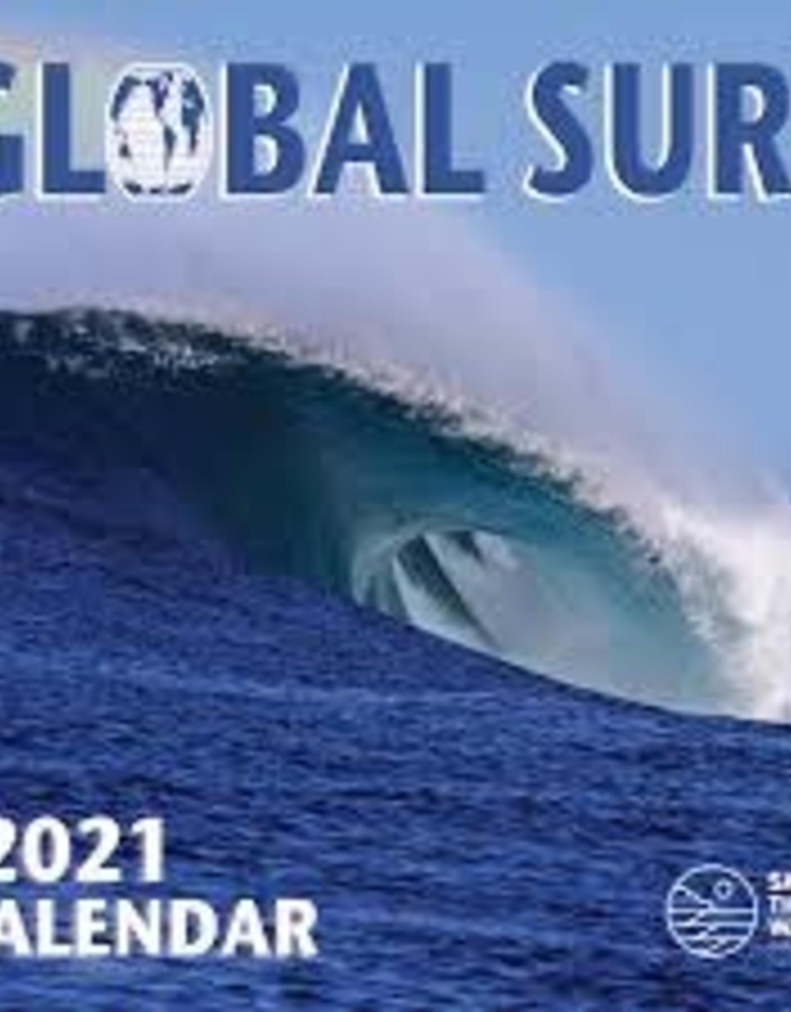 2021 Global Surf Calendar