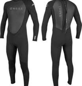 oneill Oneill Reactor fullsuit 3/2mm backzip