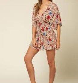 oneill O'neill Amaze Floral Dress FA0416011